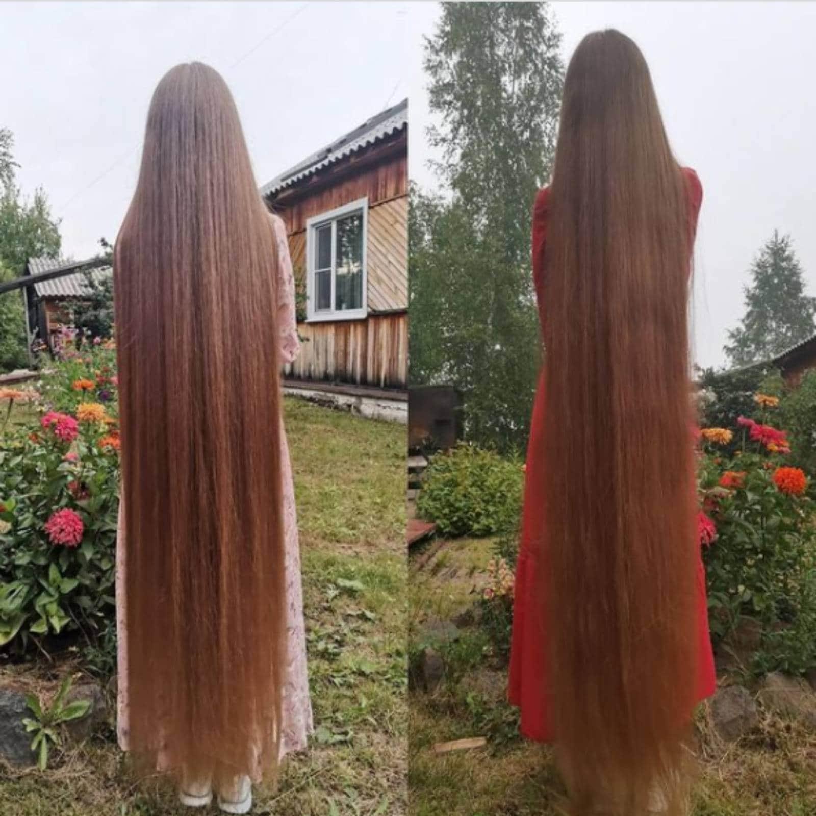 अक्सर लड़कियां बालों की तमाम समस्याओं को लेकर परेशान ही रहती हैं, लेकिन रूस के इरकुत्स्क(Irkutsk) की रहने वाली एंज़ेलिका के बाल उनकी एड़ी तक पहुंचते हैं. वो सिर्फ 5 साल की थीं, जब उन्होंने अपने बालों को नहीं कटाने का फैसला किया था. तब से न तो उन्होंने अपने बाल कटाए, न ही उनके माता-पिता ने इनमें कैंची लगवाई.