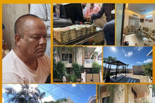 ईओडब्लूय ने टीएंडसीपी के भ्रष्ट इंजीनियर विजय दरयानी के घर छापा मारा.