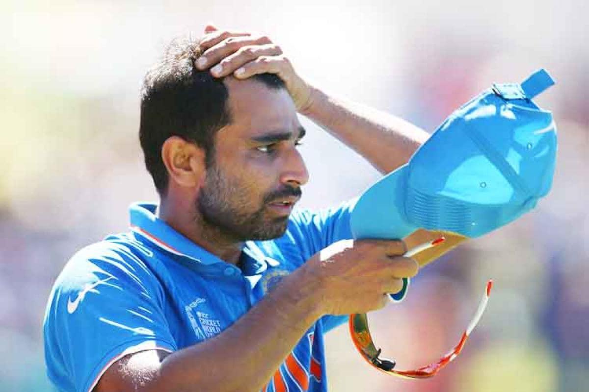 क्रिकेटर मोहम्मद शमी के खिलाफ गिरफ्तारी वारंट निकलते ही बीसीसीआई ने कहा...