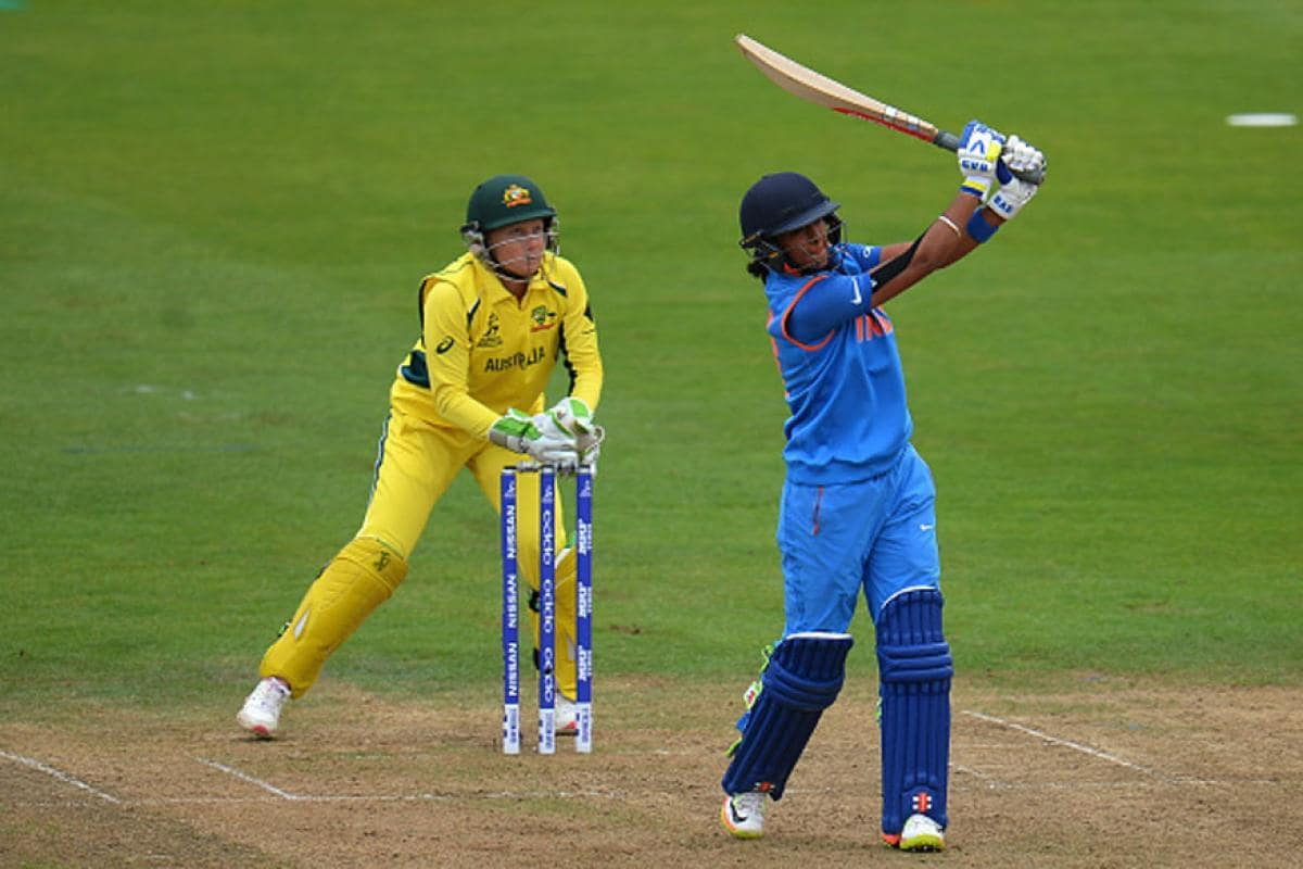 20TH JULY 2017: HARMANPREET KAUR TAKES AUSSIES TO THE CLEANERS