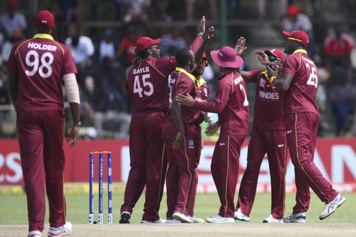 West Indies Seal World Cup Spot After Controversial Win Over Scotland
