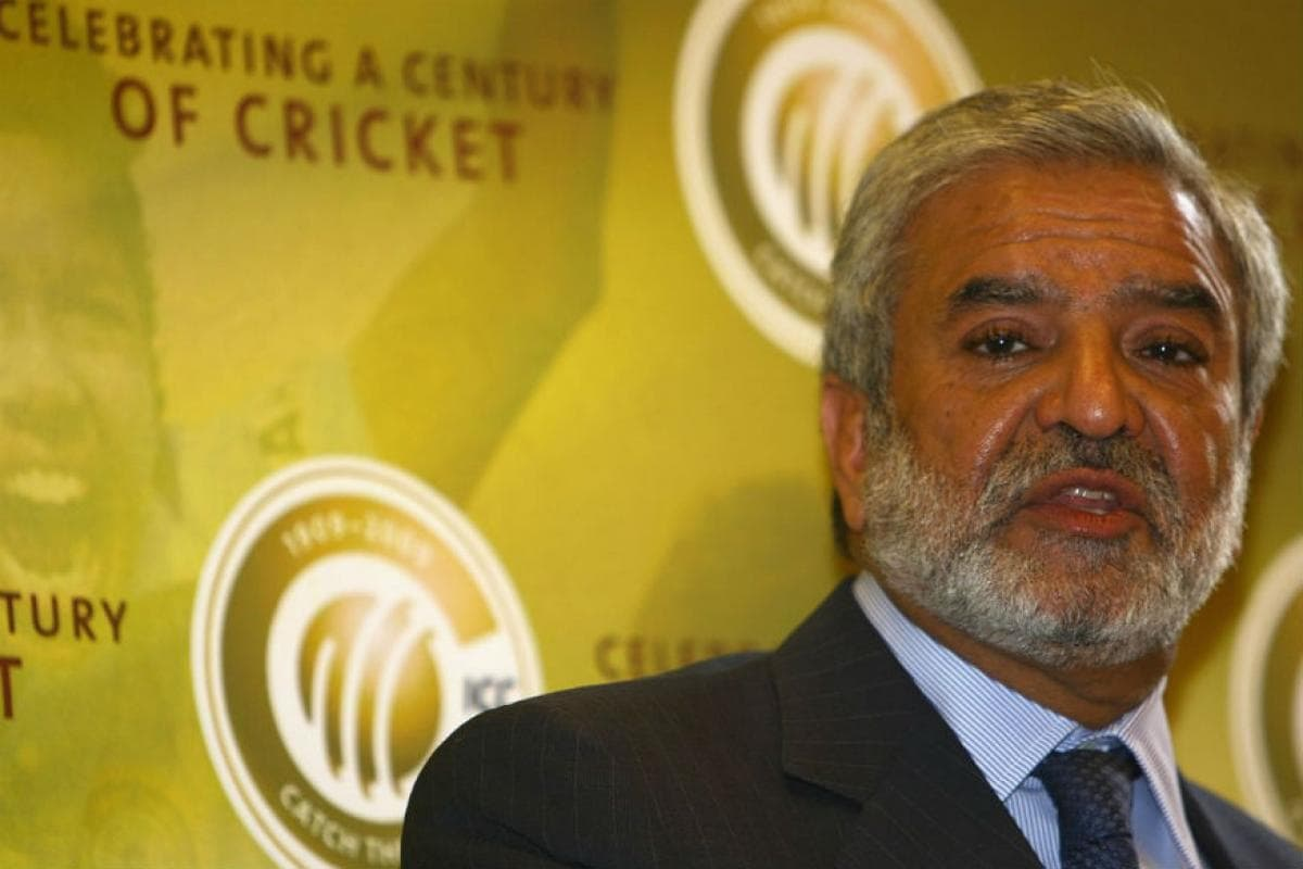 Image result for Ehsan Mani Appointed Chairman of ICC's Finance & Commercial Affairs