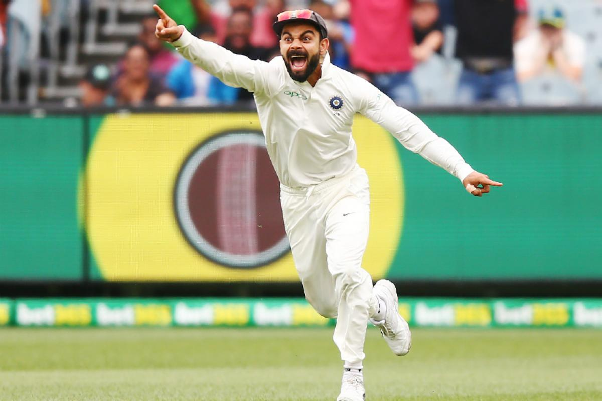India vs Australia | Kohli Equals Ganguly's Record of Most Away Wins in  Tests