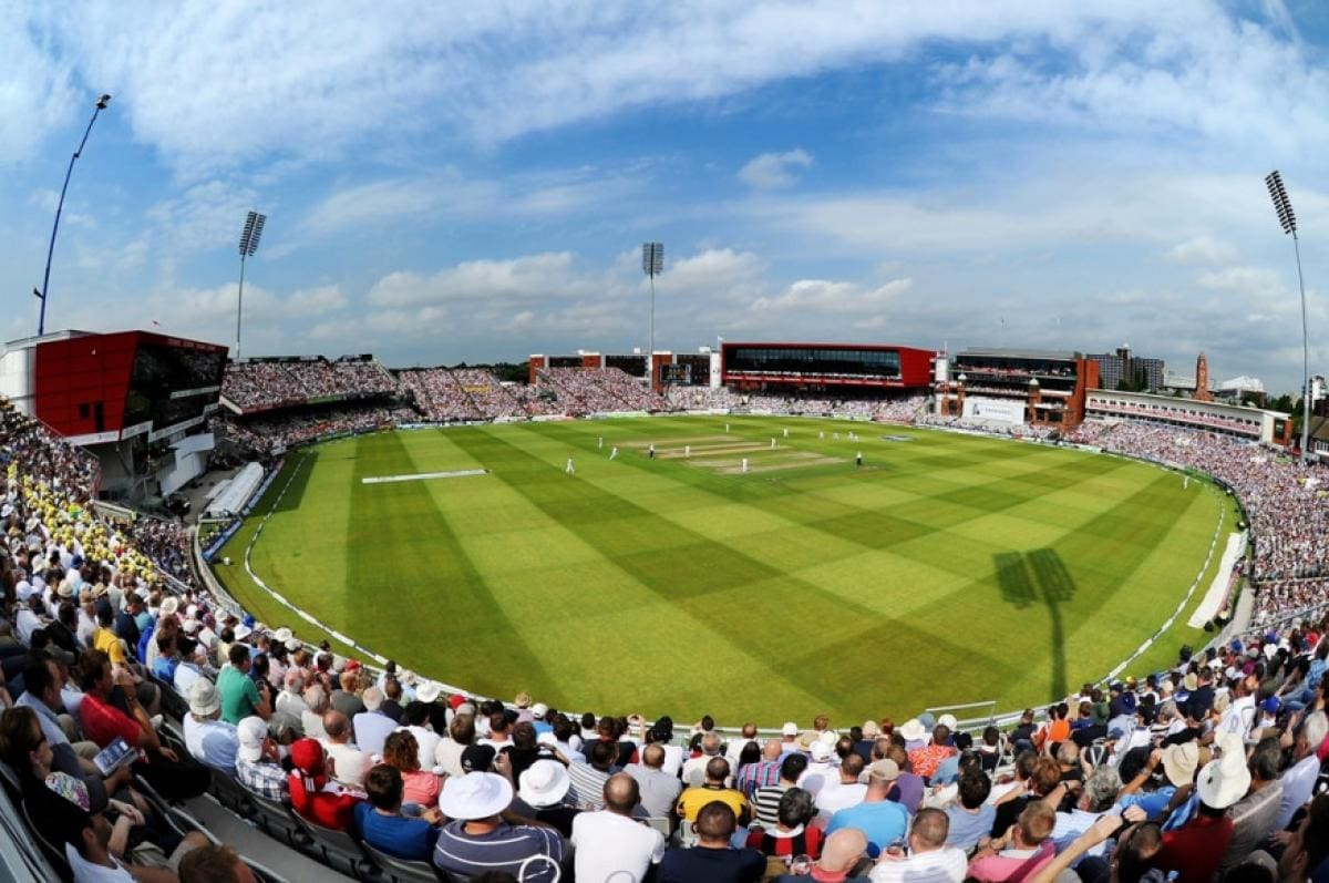 Manchester Weather Today: India Battle Rain & Pakistan at