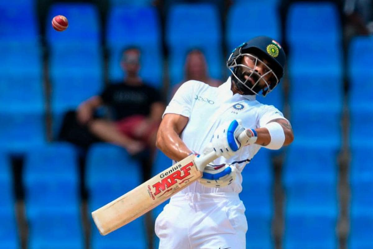 India Vs West Indies 2nd Test Live Streaming When Where