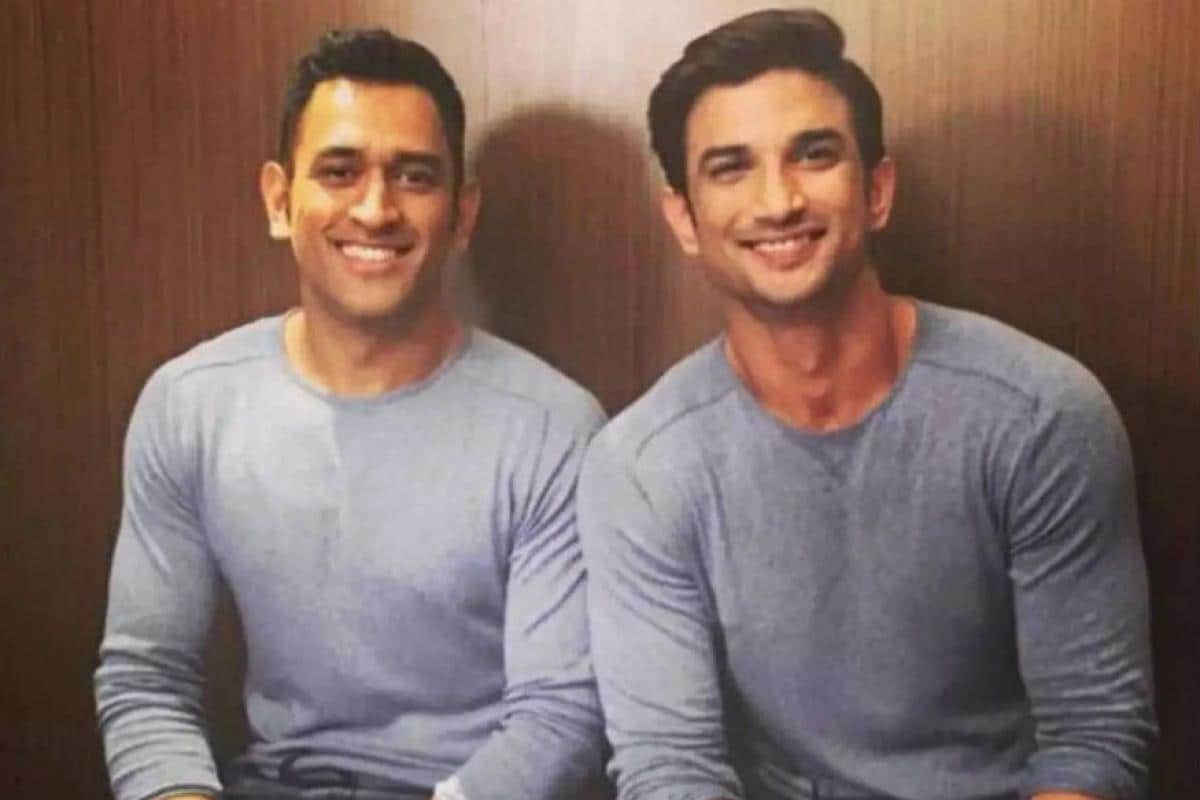 MS Dhoni is 'Very Morose' Due to Sushant Singh Rajput's Passing ...