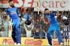 Virat Kohli Photos: Kohli Celebrates His Ton in Style