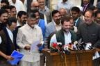 21 Opposition Party Leaders Unite to Forge Anti-BJP Front