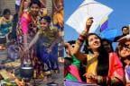 India Celebrates Bihu, Pongal, Lohri & Makar Sankaranti; See Pics