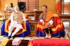 PM Modi in Bhutan: Launches Rupay Card, Signs 9 MoUs