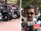 Kamal's car-ma: Actor in top gear at at Vintage rally