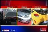 Auto Expo 2012: Maruti, Nissan unveil new cars