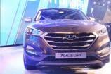 Hyundai Tucson unveiled at Auto Expo 2016
