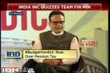 EPF tax is an incentive to move towards a pension society, says Revenue Secretary