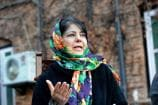 Mehbooba Fights to Ensure Win in Father's Seat in Anantnag