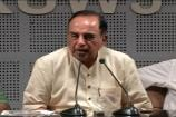 RSS Didn't Object to my Statements: Swamy