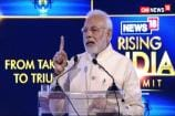 News18 Rising India Summit 2018 | Ujjwala Yojana Transforming life of Millions: PM