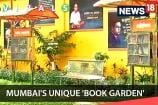 This is Mumbai's Unique 'Book Garden'