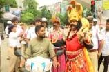 Watch: Lord Yamraj on Bengaluru Roads for Road Safety campaign