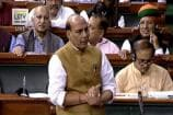 No-Confidence Motion: Biggest Mob Lynching Took Place in 1984, Says Rajnath Singh