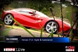 Overdrive: First drive of the new F12 Berlinetta