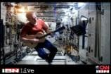 Watch: Canadian astronaut's music video aboard International Space Station