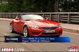 Overdrive: Review of 2013 BMW Z4