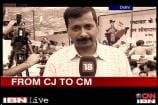 CJ to CM: Arvind Kejriwal's Journey