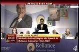 Watch: Mukesh Ambani addresses Reliance Annual General Meeting