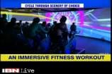 Virtual fitness now becomes a reality