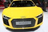 Audi R8 V10 Plus launched at Auto Expo 2016