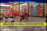 Watch: Pose with Amitabh-Dharmendra's 'Sholay' bike or John Abraham's 'Dhoom' bike at Auto Expo 2016