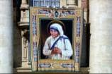 Stage Is Set For Mother Teresa's Canonisation Ceremony In The Vatican City