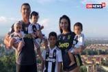 Ronaldo Celebrates Next Chapter of Life