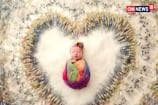 Image Of Baby Surrounded With 1500 Syringes Goes Viral