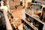 Woman, Four Children Killed as Building Collapses in Delhi's Ashok Vihar; Many Feared Trapped