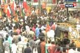 BJP Stages Massive Rally to 'Save Sabarimala Temple'