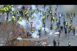 Fuel Supplies, Schools in Paris Take a Hit as 'Yellow Vest' Protests Enter Third Week