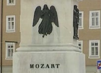 Salzburg celebrates Mozart's birthday
