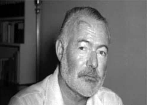 Hemingway high in US-Cuba ties