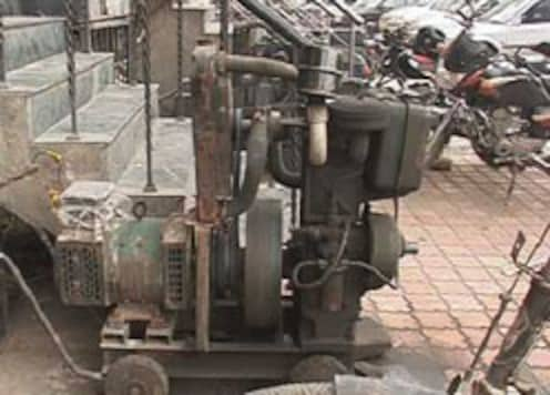 Genset fumes may cause lung cancer