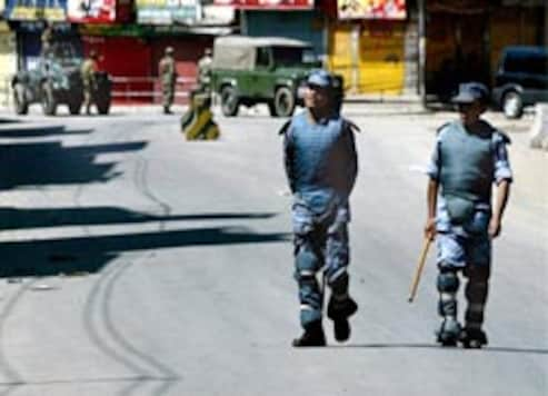 Nepal Army unhappy by King's power clip