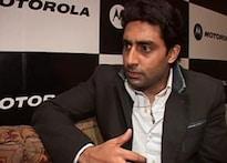 Abhishek Bachchan is a Motostar