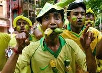 Kolkata has soccer stars for supper