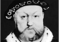Ex-policeman claimed British throne