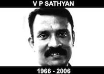 A tragic end for footballer Sathyan
