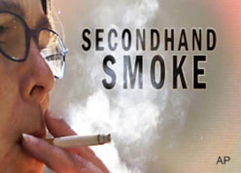 Passive smoking may lead to fractures
