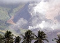 Philippine volcano likely to blast