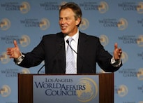 Blair says he will quit in 12 months
