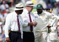 Indian hand in ball tampering row